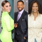Sheree Zampino, Will Smith, and Garcelle Beauvais