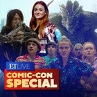 ET's Best Comic-Con Moments With 'Game of Thrones' and More TV Stars | ET Live Comic-Con
