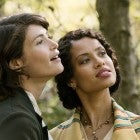 'Summerland': Gugu Mbatha-Raw and Gemma Arterton Share a Intimate Moment (Exclusive)