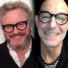 'Supernova' Stars Stanley Tucci and Colin Firth React to Their Unexpected TikTok Fame (Exclusive)