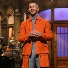 Nick Jonas hosts 'SNL'