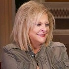 Nancy Grace Gets Put in the Interview Hot Seat With Husband David Linch (Exclusive)