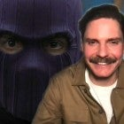 Daniel Brühl on Improvising Viral 'Falcon & Winter Soldier' Dance