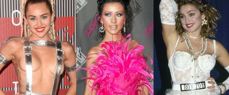 vma fashion all time