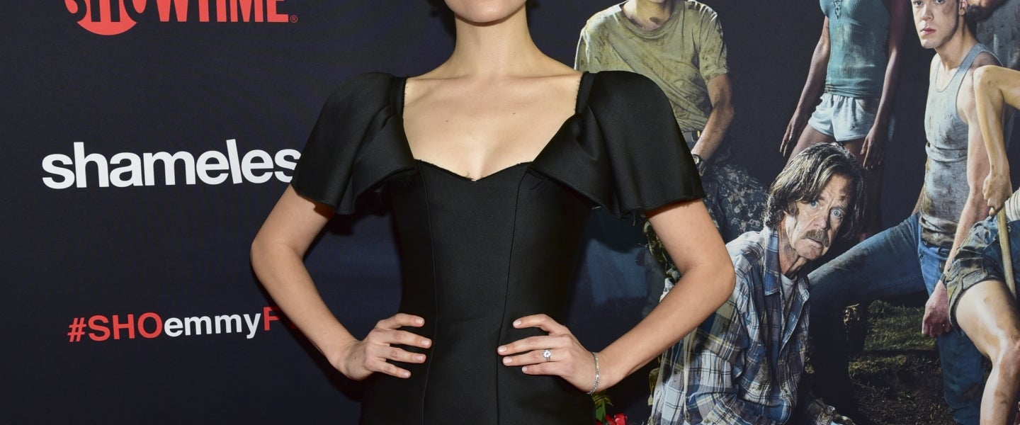 Emmy Rossum at FYC event in LA