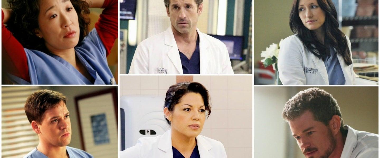 Greys Anatomy Departures