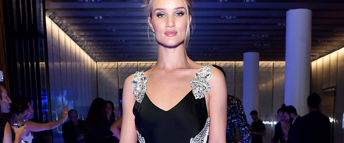 Rosie Huntington-Whiteley at intersect event