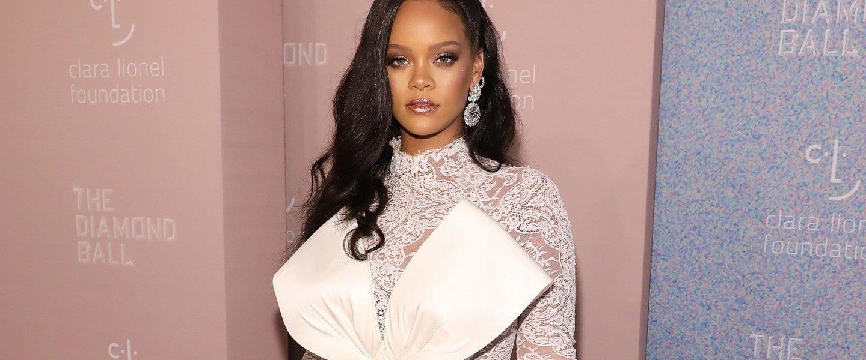 Rihanna 2018 Diamond Ball