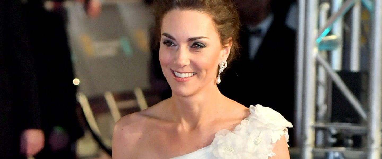 Kate Middleton at BAFTAs 2019