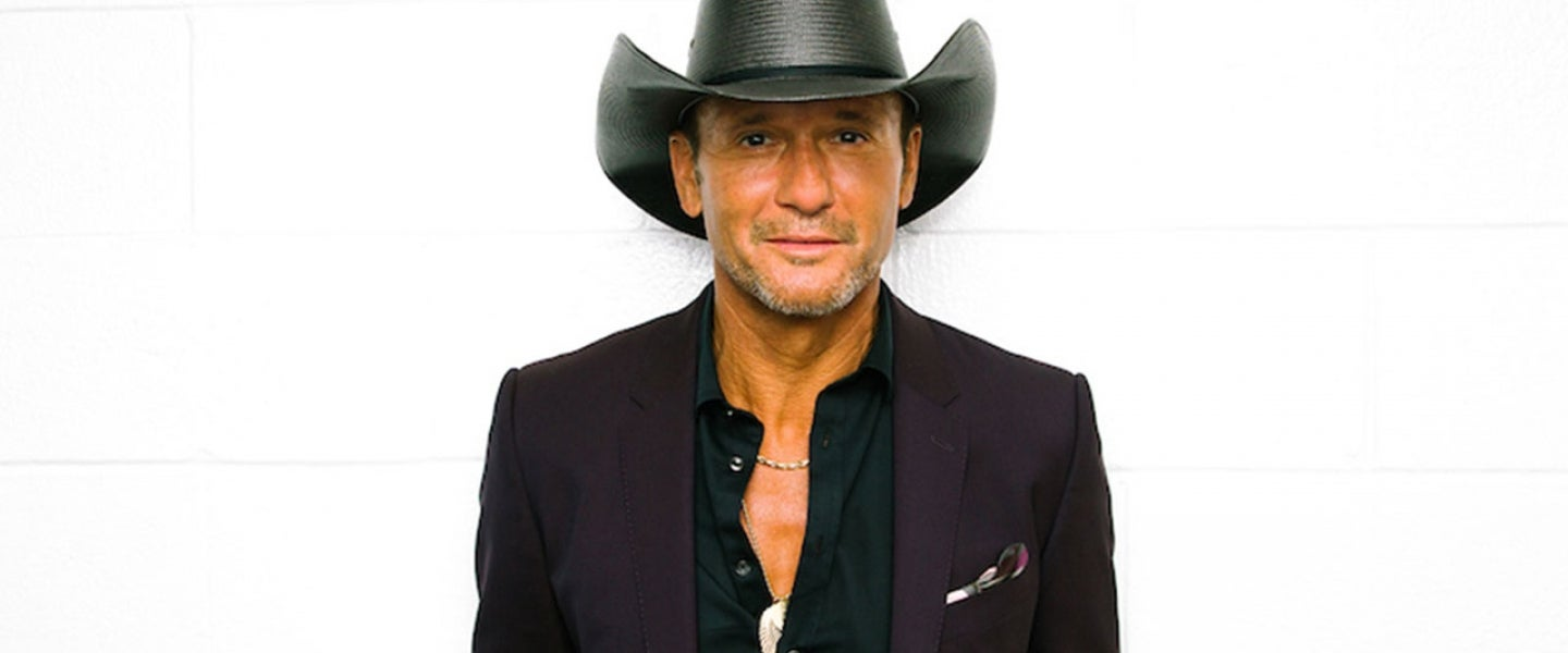 Tim McGraw at iheartcountry