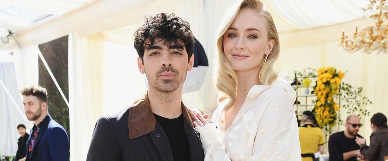 Joe Jonas and Sophie Turner Tie the Knot in Las Vegas After the BBMAs!