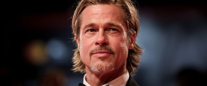 Brad Pitt at ad astra screening