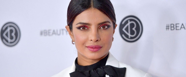 Priyanka Chopra at Beautycon Los Angeles 2019 Pink Carpet