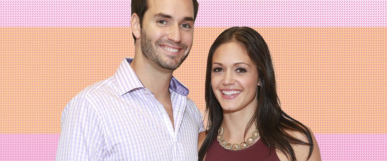 Chris Siegfried and Desiree Hartsock in 2013