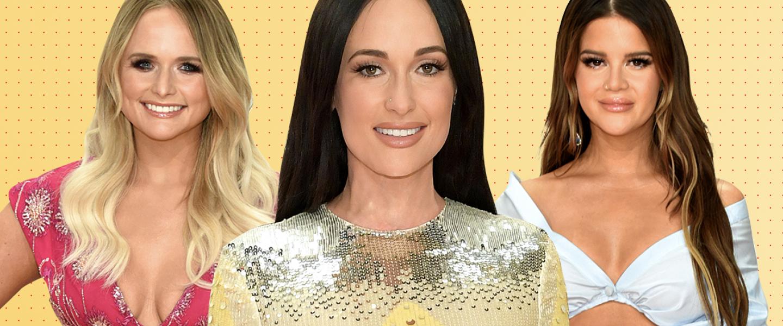 Miranda Lambert, Kacey Musgraves, Maren Morris - 2019 CMA Awards