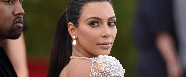 kim kardashian at 2015 met gala