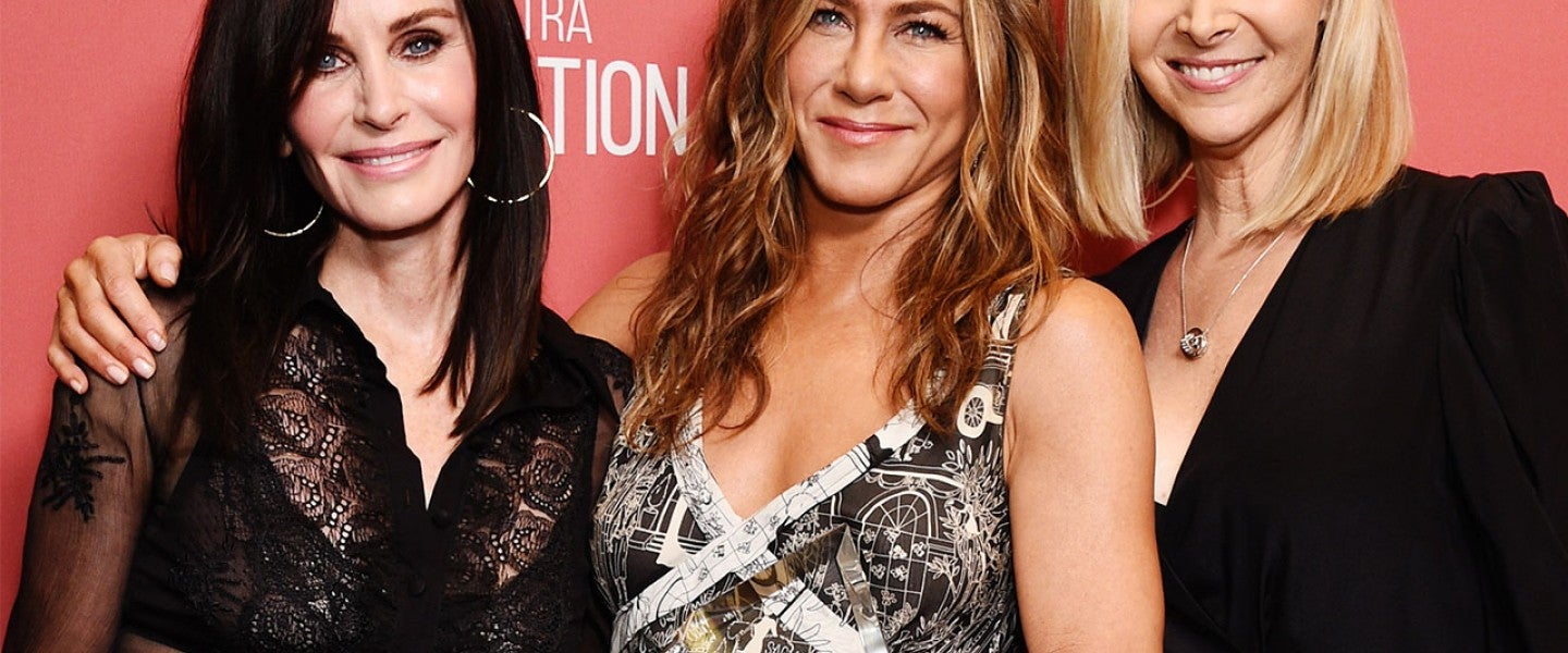 'Friends' Cast Reunions: All Their Photos Together Over the Years