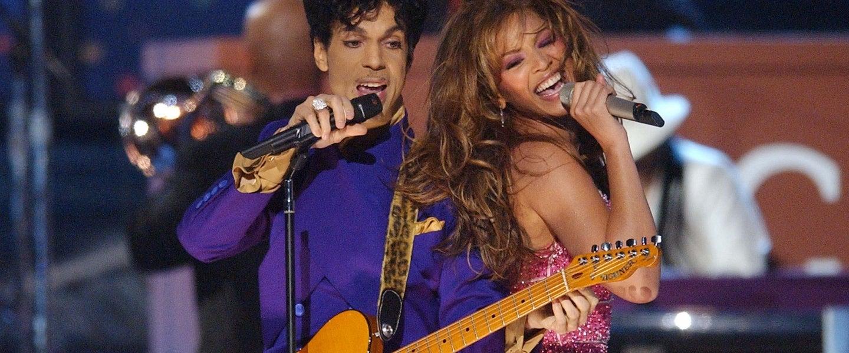 Prince Beyonce GRAMMYs