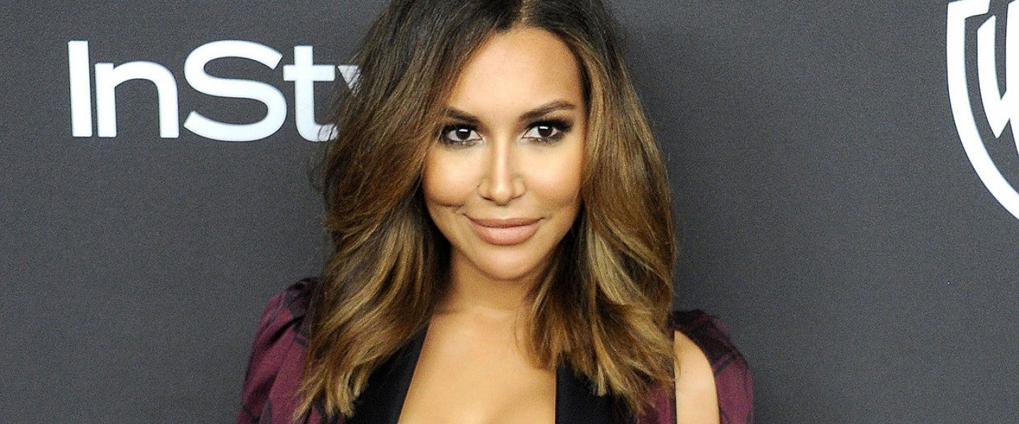Naya Rivera at the 2016 InStyle And Warner Bros. 73rd Annual Golden Globe Awards Post-Party
