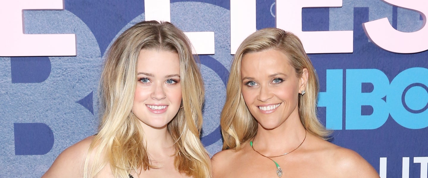 """Ava Phillippe and Reese Witherspoon at the """"Big Little Lies"""" Season 2 Premiere"""