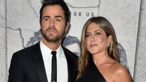 Jennifer Aniston Sports a Wedding Ring on Set of New Movie With Adam