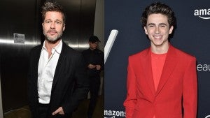 Armie Hammer And Timothee Chalamet Talk Call Me By Your Name 2