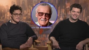 Chris Miller and Phil Lord discuss Stan Lee cameo
