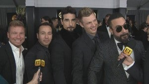 Backstreet Boys Make Plea for Bruno Mars Collaboration at 2019 GRAMMYs