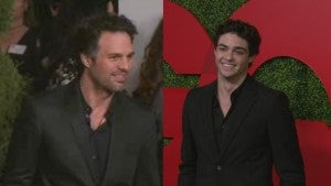 Mark Ruffalo Reacts to Noah Centineo Comparisons