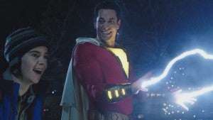 'Shazam' Trailer No. 2: Watch Zachary Levi Test Out His New Superpowers