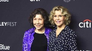 Jane Fonda and Lily Tomlin on Why Dolly Parton Hasn't Guest-Starred on 'Grace and Frankie' Yet