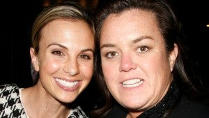 Rosie O'Donnell Says She Had a Crush on 'View' Co-Host Elisabeth Hasselbeck