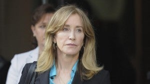 Felicity Huffman Claims 'Full Responsibility' for Her Actions In College Admissions Scandal
