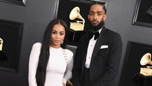 Nipsey Hussle's Longtime Love Lauren London Breaks Her Silence After Rapper's Death