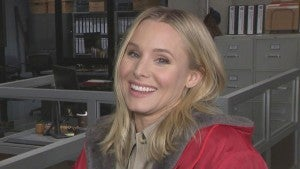 Kristen Bell Reacts to First 'Veronica Mars' Interview (Flashback)