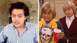 Cole Sprouse Says He's 'Absolutely Not' Doing a 'Suite Life' Reboot