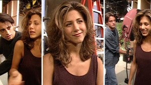 Watch Jennifer Aniston's First 'Friends' Interview From 1994 (Flashback)
