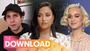 Kim Kardashian Supports Demi Lovato at Docuseries Premiere, David Dobrik Posts Second Apology Video