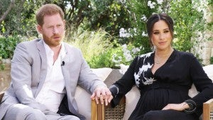 Prince Harry and Meghan Markle's Oprah Interview: Unseen Footage Set to Air in UK