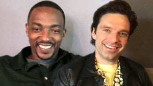 Anthony Mackie Says 'The Falcon and the Winter Soldier' is About Their 'Redemption' (Exclusive)