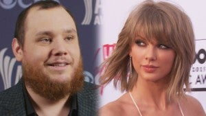 Luke Combs on Possibly Beating Taylor Swift's  ACM 'Entertainer of the Year' Milestone (Exclusive)