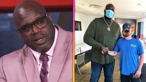 Shaq Pays for a Stranger's Engagement Ring in Gone-Viral Moment