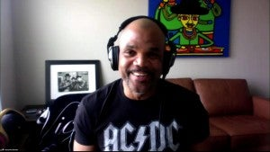 RUN DMC's Darryl McDaniels on Making Music to Encourage Communities of Color to Get Vaccinated