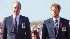 How Prince William and Prince Harry Will Lay Prince Philip to Rest