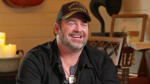 Lee Brice on His ACM Win and Why He Doesn't Want to Keep the Award at His House (Exclusive)