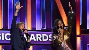ACMs 2021: Inside Hosts Keith Urban and Mickey Guyton's Gratitude-Filled Opening Monologue