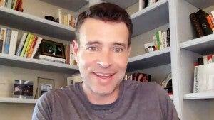 Scott Foley Talks Getting Hands-On for 'Ellen's Next Great Designer'
