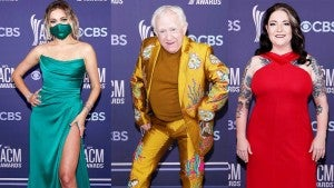 ACMs 2021: See the Head-Turning High Couture and Country Casual Fashion