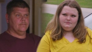 Alana Is Stunned After Unexpectedly Seeing Geno While Visiting Mama June (Exclusive)