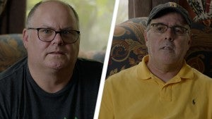 'Sasquatch': Watch Bigfoot Believers Wayne and Georges Recount Their Stories (Exclusive)